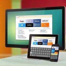 «Яндекс» представил свой фирменный прозрачный браузер