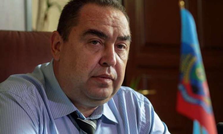 В Луганске совершили покушение на главу ЛНР Плотницкого