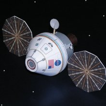 NASA ������������� � ������������ ������������ ������� Orion ��� ������ �� ����