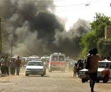В Багдаде в результате взрывов погибли 20 человек