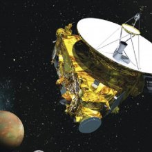 NASA: ������������ ������� New Horizons ����������� �� ���������� � ������ �������