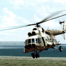 Пострадавшие от падения Ми-8 доставлены в окружную больницу