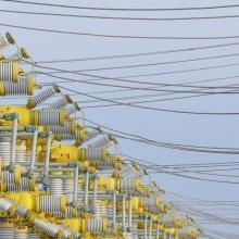 Правительство Украины одобрило временный импорт электричества из России