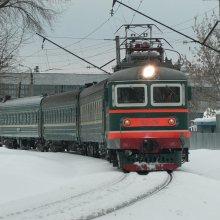 На Рижском направлении РЖД произошло возгорание одного из вагонов