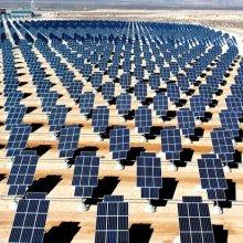 Ученые сделали КПД солнечных батарей 40%