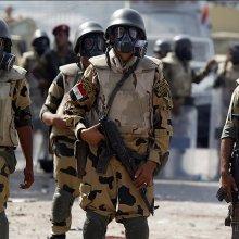 На севере Синая Египетский спецназ уничтожил штаб экстремистов, убиты два боевика