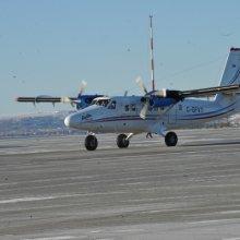 Первые пассажирские рейсы в Приморье выполнили самолеты DHC-6