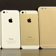 Apple может выпустить iPhone с экраном в 4 дюйма в 2015 году