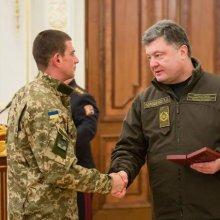 Указ о расходах на силовиков в 2015 году подписал Петр Порошенко
