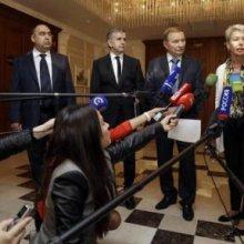 Под вопросом остается дата следующего заседания контактной группы по Украине