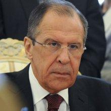 Сергей Лавров: Не секрет, что ЕС ввел санкции против России под давлением США