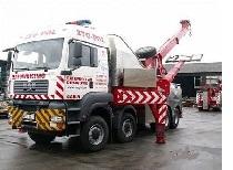 Эвакуация грузовых автомобилей – эта служба и полезна, и трудна…