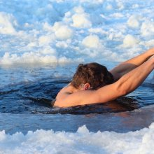 Крещение Господне: как правильно окунуться в ледяную воду