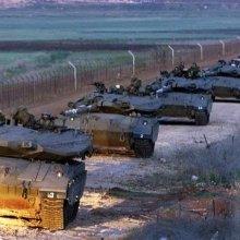 В районе Горловки замечена 3-километровая танковая колонна