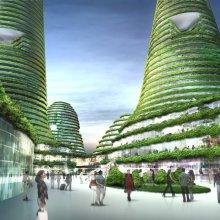 Российские ученые кардинально изменили образ города будущего