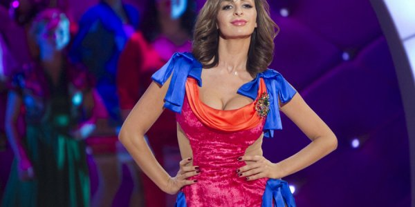 Екатерина Варнава стала ведущей на Первом канале