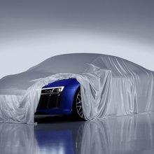 В Женеве Audi представит суперкар R8 с лазерными фарами