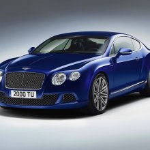 ������� Bentley Continental GT � 2016 ���� ��������� ��� ����������