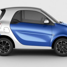 � ������-������ Carlsson �������� ������ ���������� Smart ForTwo 3