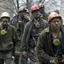 На Западной Украине бастующие шахтеры получили повестки в армию