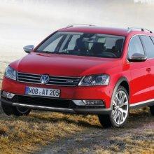 Volkswagen привезет на моторшоу в Женеву новый Passat Alltrack