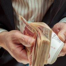Средняя зарплата российских федеральных чиновников за 2014 год превысила 100 тыс рублей