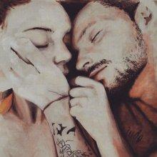 Анна Седокова  представила интимное фото в объятьях возлюбленного