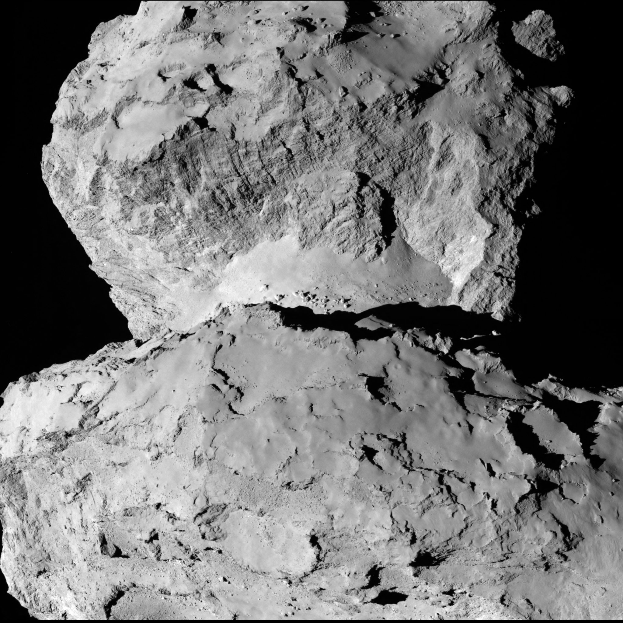 фото кометы чурюмова герасименко самая