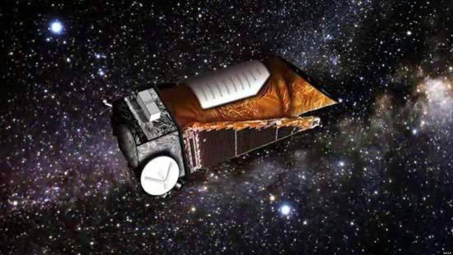 James Webb Space Telescope JWST NASA