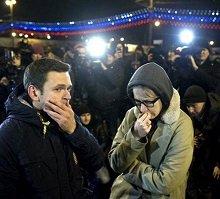 Ксения Собчак стала получать угрозы после убийства Бориса Немцова