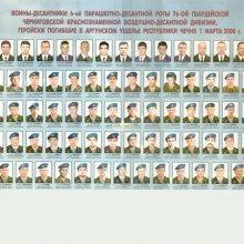 В Пскове вспомнили о подвиге героев шестой десантной роты