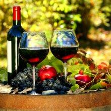 Ученые: Красное вино способно заменить занятия фитнесом