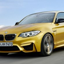 ��������� ������ ����������� ������ BMW M2 Coupe