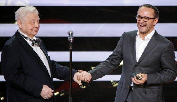 Oleg Tabakov awarded Zvyagintsev Award for the film