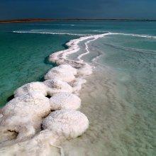 Ученые: Мертвое море пересохнет к 2050 году