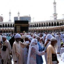 Власти Ингушетии готовы поделить квоту с мусульманами Крыма для паломничества в Мекку