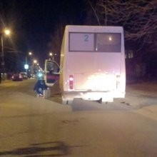 В Твери пассажир зарезал водителя маршрутки