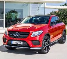 Первый кроссовер Mercedes-Benz GLE Coupe сошел с конвейера