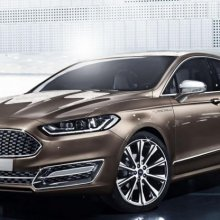 � Ford ������� ����������� ����������� ������ Vignale