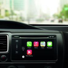 Apple начала поддерживать CarPlay в России