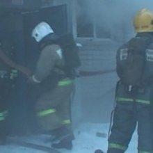 Якутии в пожаре погибла молодая семья