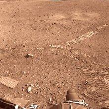 NASA: Марсоход Curiosity прошел по Красной планете 10 километров