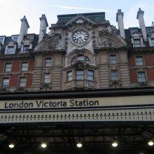 В Лондоне эвакуирован второй по загруженности Ж/Д вокзал