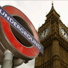 В Лондоне при строительстве подземки найдена 100-летняя станция метро
