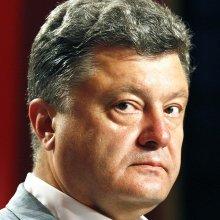 Порошенко: Украинские войска не намерены наступать на Донбассе