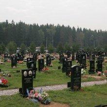 В Ухте с городского кладбища угнали катафалк