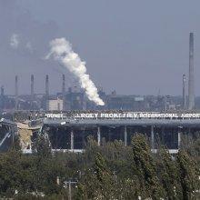 ДНР: В Донецке возобновился бой за аэропорт