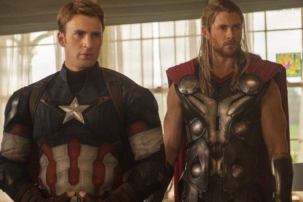 «Мстителям» Marvel удалось обойти в прокате российскую военную драму
