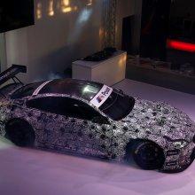 В Германии прошёл официальный предпоказ гоночного купе BMW M6 GT3