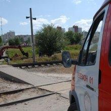 В Белгороде поезд сбил глухую девушку